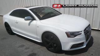 Used 2015 Audi S5 3.0T Progressiv AWD | Leather | Sunroof | Low KMs for sale in Listowel, ON