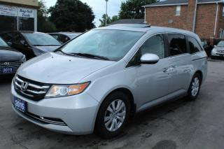 Used 2015 Honda Odyssey EX-L w/Navi for sale in Brampton, ON