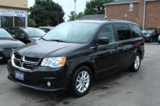 Used 2019 Dodge Grand Caravan SXT Premium Plus for sale in Brampton, ON
