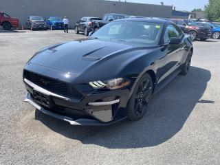 New 2020 Ford Mustang COUPE FASTBACK ECOBOOST for sale in Cornwall, ON