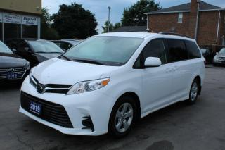 Used 2019 Toyota Sienna LE Power Doors 8 Passengers for sale in Brampton, ON