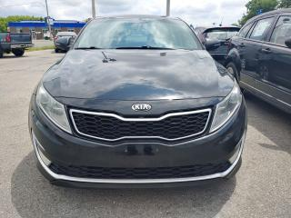 Used 2012 Kia Optima Hybrid for sale in Oshawa, ON