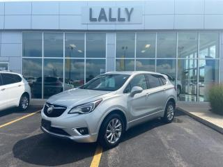 Used 2019 Buick Envision Heated Seats and wheel, Back-up Cam, BT for sale in Tilbury, ON