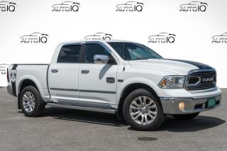 Used 2017 RAM 1500 Longhorn for sale in Barrie, ON