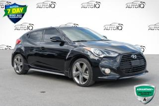 Used 2013 Hyundai Veloster Turbo LOW MILEAGE FUN CAR for sale in Innisfil, ON