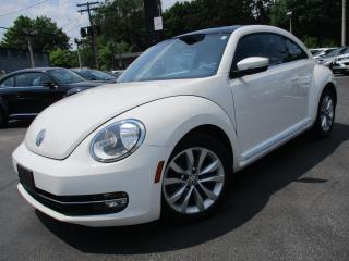 Used 2013 Volkswagen Beetle Coupe TDI HIGHLINE|104,000KMS|AUTOMATIC|DIESEL !!! for sale in Burlington, ON