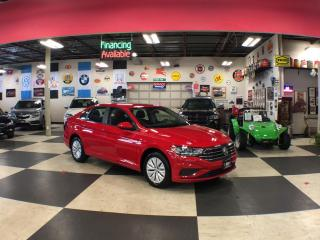 Used 2019 Volkswagen Jetta 1.4T COMFORTLINE AUT0 A/C H/SEATS BACKUP CAMERA 46K for sale in North York, ON