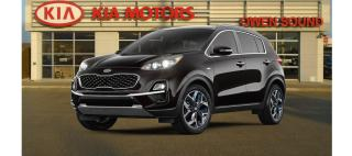 New 2020 Kia Sportage EX S for sale in Owen Sound, ON