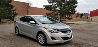 Used 2011 Hyundai Elantra GL for sale in Mississauga, ON