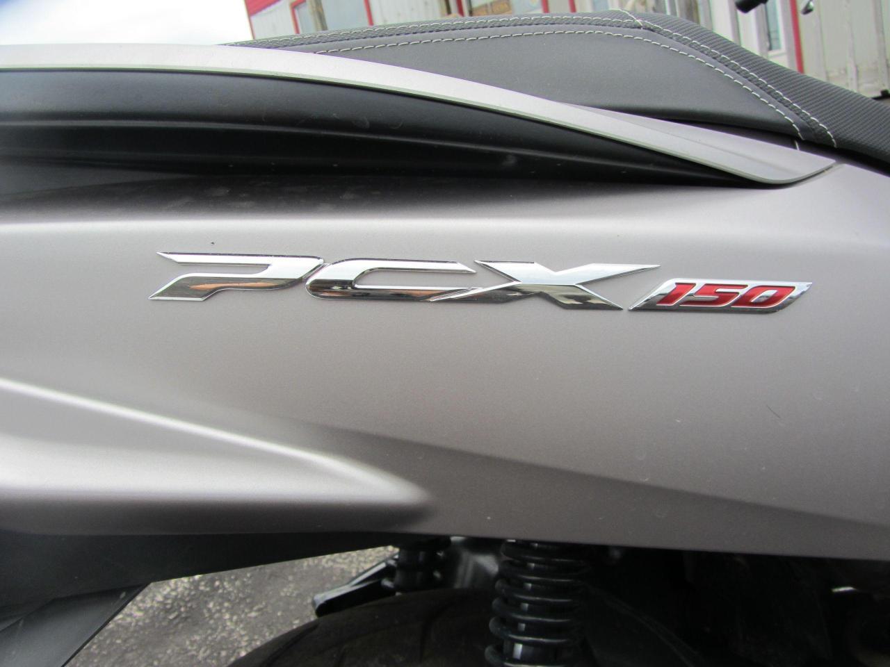 2016 Honda PCX