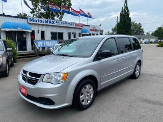 Used 2011 Dodge Grand Caravan Express-SOLD SOLD for sale in Stoney Creek, ON