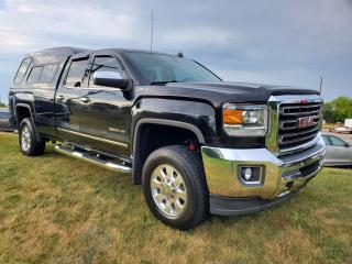 Used 2015 GMC Sierra 2500 HD SLT Double Cab for sale in Ridgetown, ON