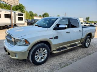 Used 2014 RAM 1500 Laramie Longhorn Crew Cab 4x4 for sale in Ridgetown, ON
