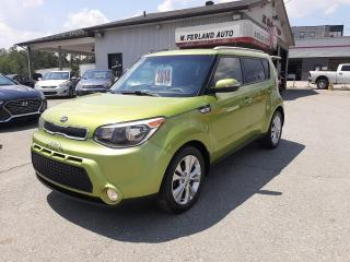 Used 2014 Kia Soul EX familiale 5 portes BA for sale in Sherbrooke, QC