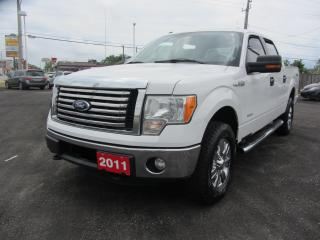 Used 2011 Ford F-150 XTR for sale in Hamilton, ON