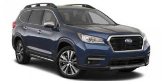 New 2020 Subaru ASCENT Limited for sale in Sudbury, ON