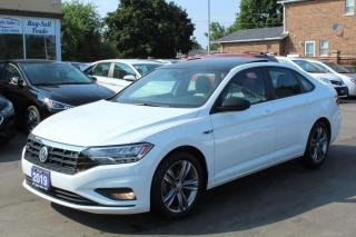 Used 2019 Volkswagen Jetta HIGHLINE R line for sale in Brampton, ON