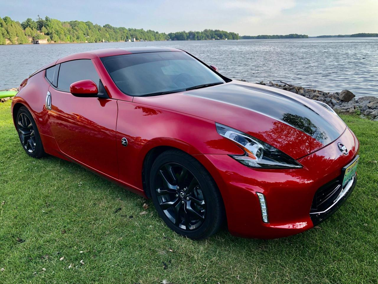 2019 Nissan 370Z Sport with only 10177 km $120 weekly