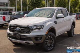 New 2020 Ford Ranger LARIAT for sale in Abbotsford, BC