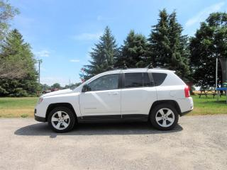 Used 2012 Jeep Compass sport 4x4 for sale in Thornton, ON