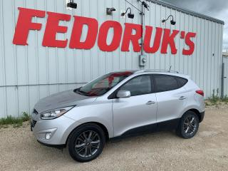Used 2015 Hyundai Tucson GLS for sale in Headingley, MB