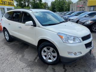 Used 2012 Chevrolet Traverse 2LT for sale in Scarborough, ON