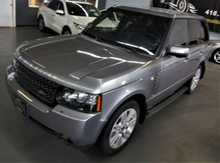 Used 2012 Land Rover Range Rover HSE LUX for sale in North York, ON