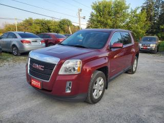 Used 2011 GMC Terrain SLE-1  BACK UP CAMERA AWD for sale in Stouffville, ON