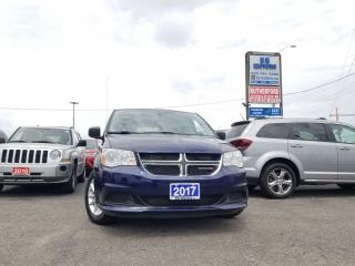 Used 2017 Dodge Grand Caravan SXT NAVI STOW & GO  NO ACCIDENTS CARFAX CLEAN for sale in Brampton, ON