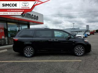 New 2020 Toyota Sienna XLE 7-Passenger  - Limited Package - $345 B/W for sale in Simcoe, ON