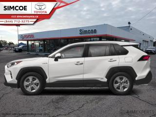 New 2020 Toyota RAV4 Hybrid XLE  - Sunroof - $255 B/W for sale in Simcoe, ON