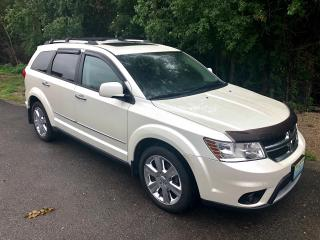 Used 2016 Dodge Journey R/T with only 47500 km $86.78weekly for sale in Perth, ON