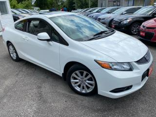 Used 2012 Honda Civic EX for sale in Scarborough, ON
