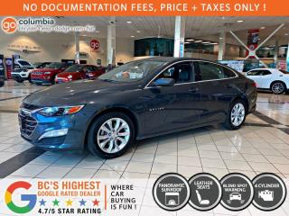 Used 2019 Chevrolet Malibu LT, Leather, Panoramic Sunroof! for sale in Richmond, BC
