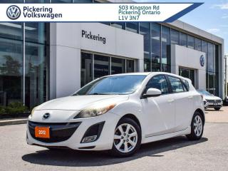 Used 2010 Mazda MAZDA3 GS!! 2.5L MANUAL TRANS! for sale in Pickering, ON