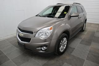 Used 2012 Chevrolet Equinox 1LT for sale in Winnipeg, MB