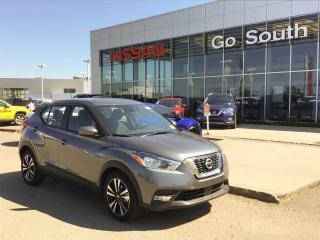 New 2020 Nissan Kicks SV BACK UP CAMERA PUSH START BLUETOOTH for sale in Edmonton, AB