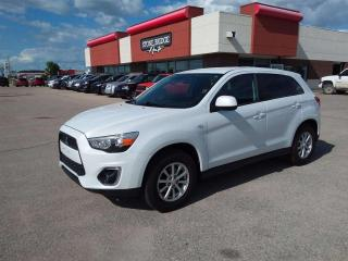 Used 2013 Mitsubishi RVR SE 4dr AWD Sport Utility for sale in Steinbach, MB