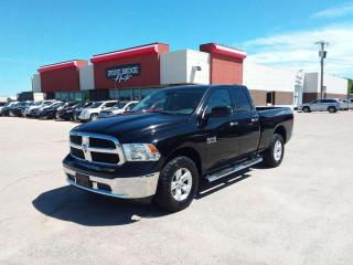 Used 2014 RAM 1500 SLT 4x4 Quad Cab 140.0 in. WB for sale in Steinbach, MB
