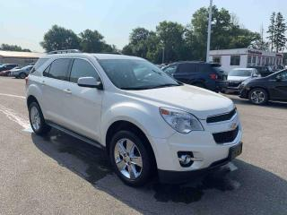 Used 2012 Chevrolet Equinox 2LT 4dr FWD Sport Utility Vehicle for sale in Brantford, ON