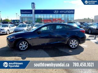 Used 2016 Mazda MAZDA3 GX/BACKUP CAM/BLUETOOTH/COLOUR TOUCHSCREEN for sale in Edmonton, AB