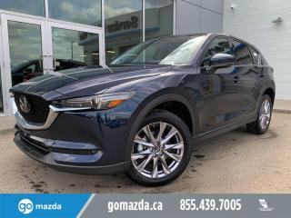 New 2020 Mazda CX-5 GT w/Turbo for sale in Edmonton, AB