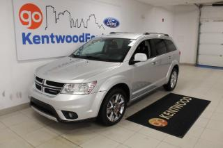 Used 2011 Dodge Journey 3 MONTH DEFERRAL! *oac , 7 Passenger, leather seats, AWD for sale in Edmonton, AB