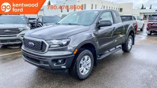 New 2020 Ford Ranger XLT 300A 4X4 SuperCrew 2.3L Ecoboost with Lane Keeping System, Pre-Collision Assist, Rear View Camera, and Reverse Sensing System for sale in Edmonton, AB