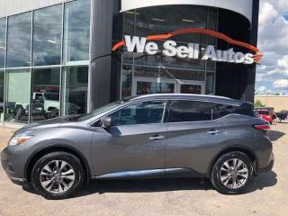 Used 2017 Nissan Murano SL 4dr AWD Sport Utility for sale in Winnipeg, MB