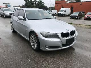 Used 2011 BMW 328xi Sedan ALL WHEELS DRIVE,AUTO,130KM,$7900. for sale in Toronto, ON