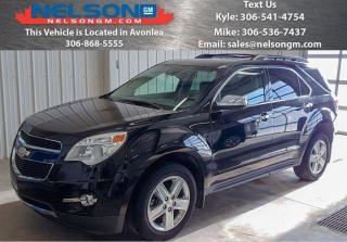 Used 2014 Chevrolet Equinox LTZ for sale in Avonlea, SK