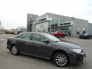 Used 2014 Toyota Camry LE for sale in St Catharines, ON