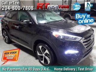 Used 2017 Hyundai Tucson TL for sale in Winnipeg, MB