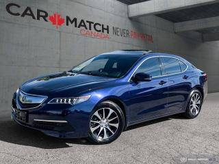 Used 2016 Acura TLX TLX TECH / NAV / LEATHER / SUNROOF for sale in Cambridge, ON